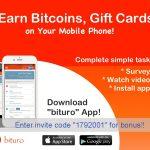 Recensione Bituro: SCAM o LEGIT? L'app che ti fa guadagnare con Sondaggi e Video